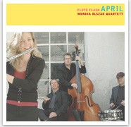 CD Flute Flash - April